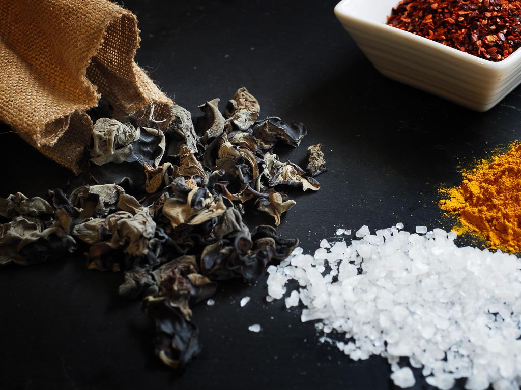 Champignons chinois pour chinoise - Boucherie Riesco